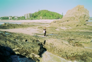 Paradise and a broken camera copy
