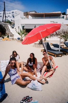 11. Platis Gialos Beach - Mykonos copy