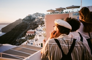 12. Sunset in Santorini copy