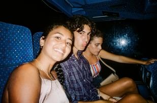 13. Bus rides in Mykonos copy