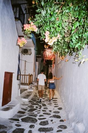 18. Alleyways - Mykonos copy