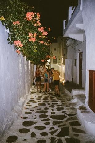 19. Alleyways - Mykonos copy