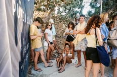 30. Waiting for the bus - Paros copy