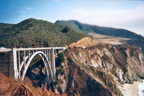 18.02.09.2018 - Bixby Bridge, Big Sur - California copy