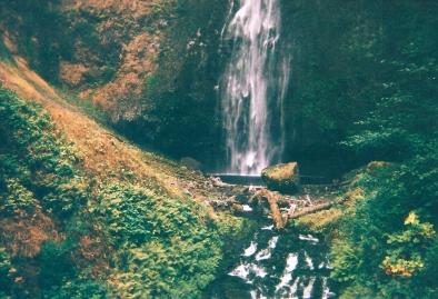 3.25.8.2018 - Multonomah Falls, Columbia River Gorge - Oregon copy