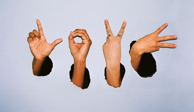 Hand Signals Sharokh Mirzai copy