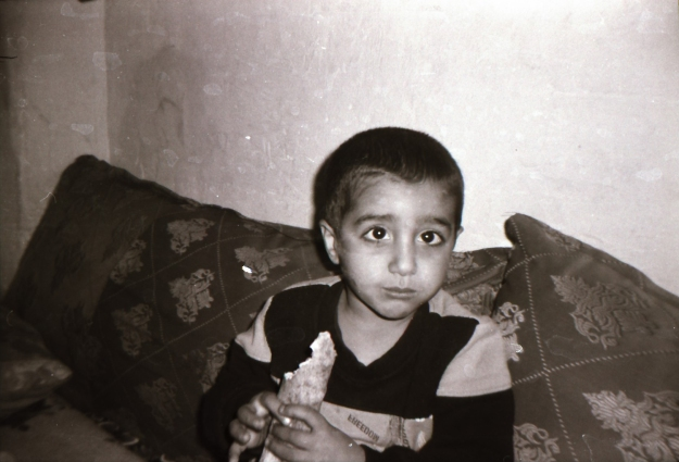 Photo by Nevaf he is 12 years old from Qamislo Syria ( Photo of his brother )3 copy
